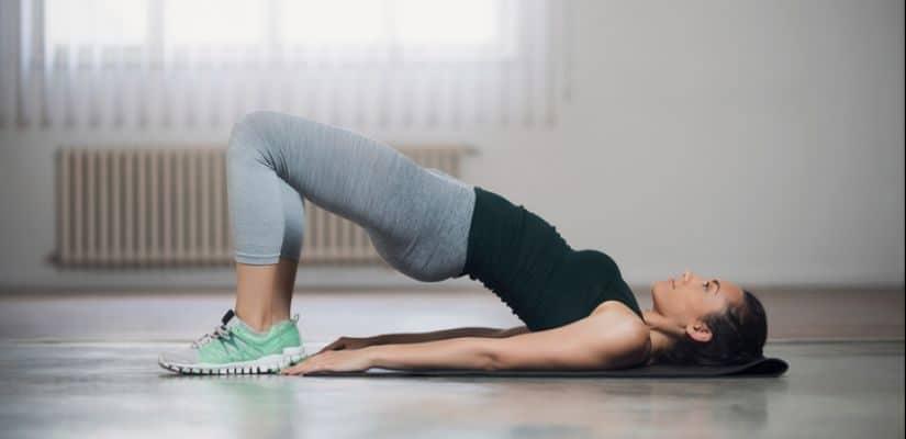 ejercicios glúteos calistenia